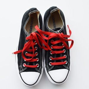 Converse All Star Chuck Taylor Low Top in Black